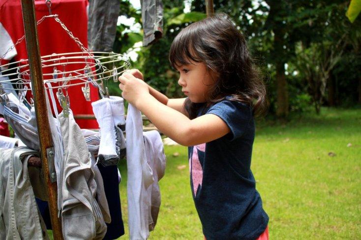 Советы родителям по развитию самостоятельности у малышей