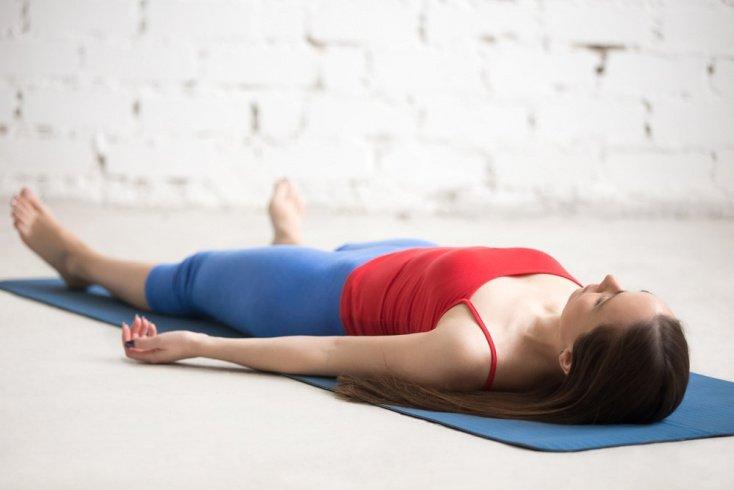 Упражнения при запущенных формах заболевания