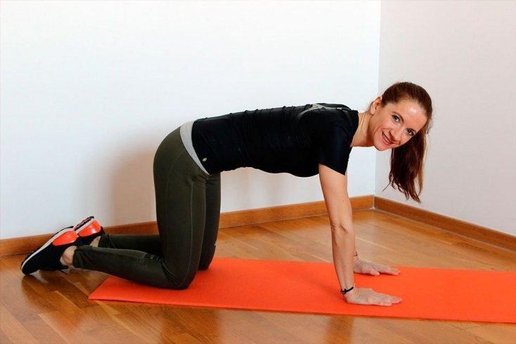 Фитнес-упражнения для дома