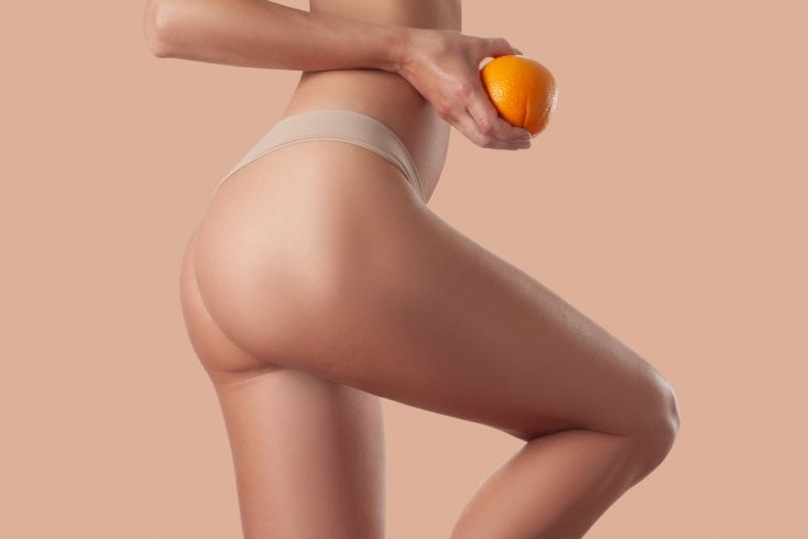 Эффект домашней косметики против целлюлита