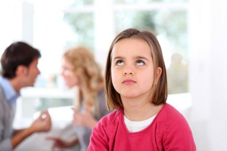 Малыш не должен быть арбитром