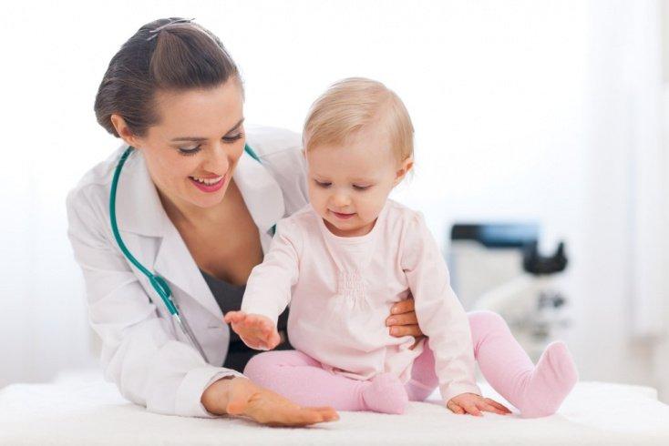 Симптомы у малыша