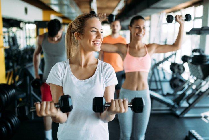 Упражнения, которые помогут похудеть и подтянуть тело за 2 недели