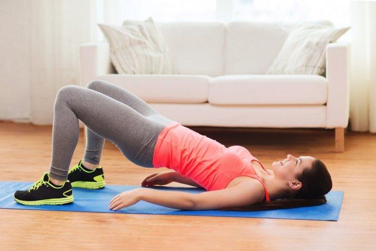 Подборка эффективных упражнений