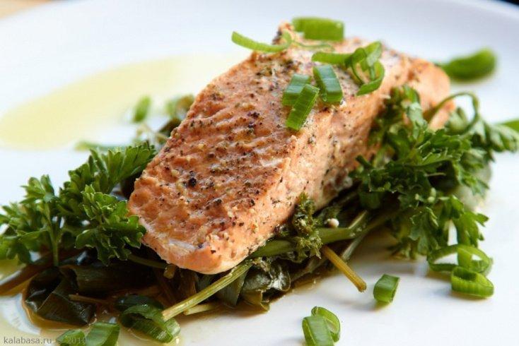 Диета на неделю: правильное питание на рыбной диете