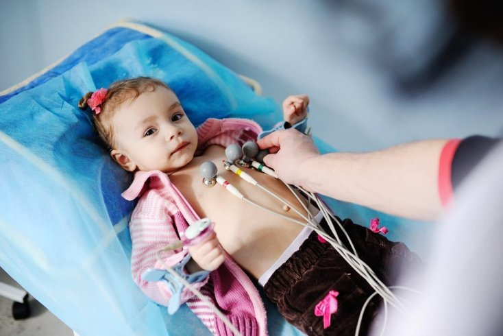 Наблюдение и лечение детей с ВПС на первом году жизни