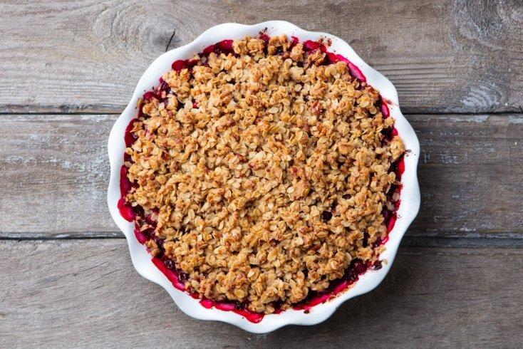Крамбл: простой и вкусный десерт