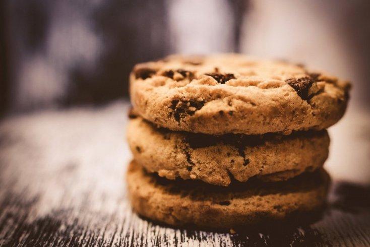 Печенье из нута на десерт