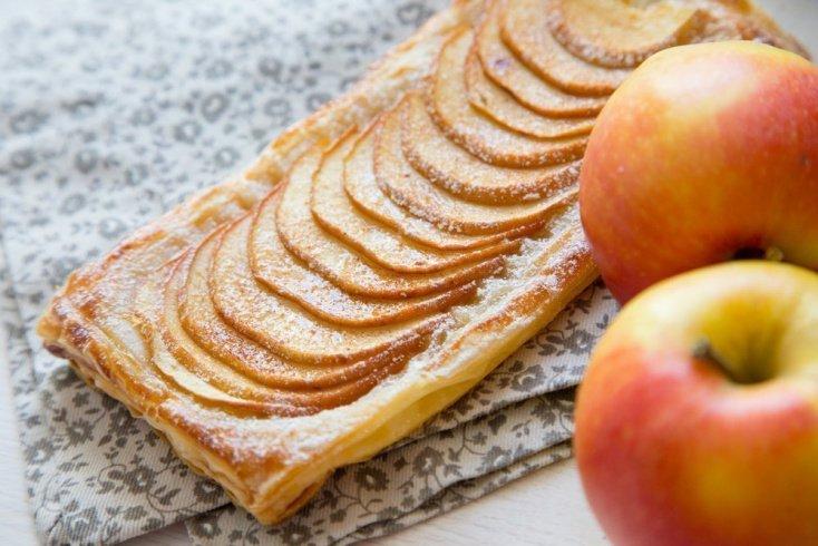 Рецепты оригинальных десертов с яблоками