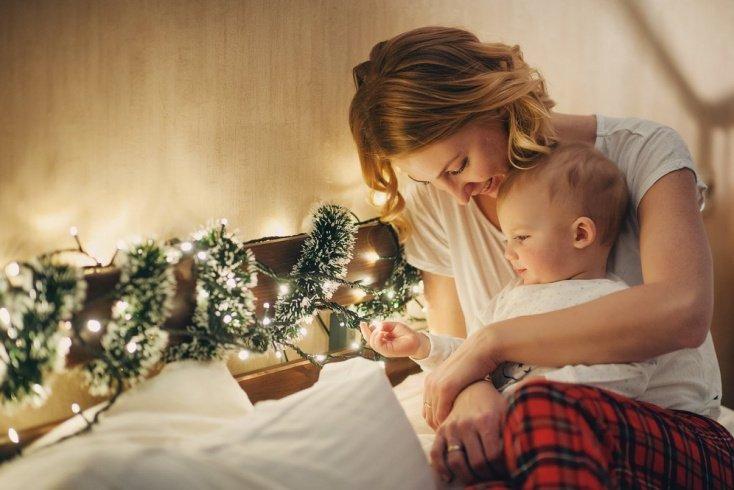 Следите за режимом питания и сна ребенка