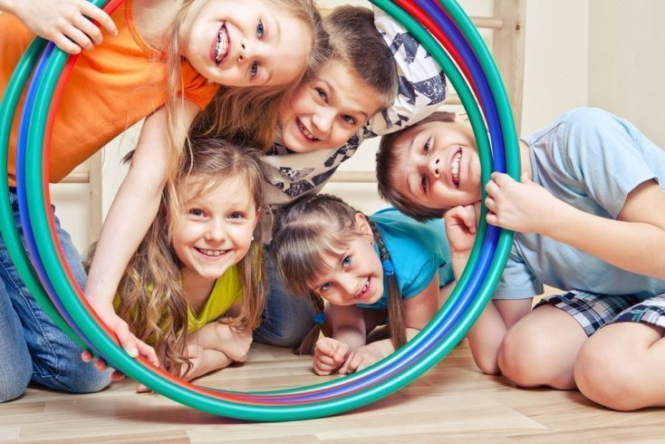 Гимнастика для младшего школьника и развитие детей