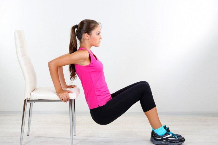 Домашние фитнес-занятия для живота