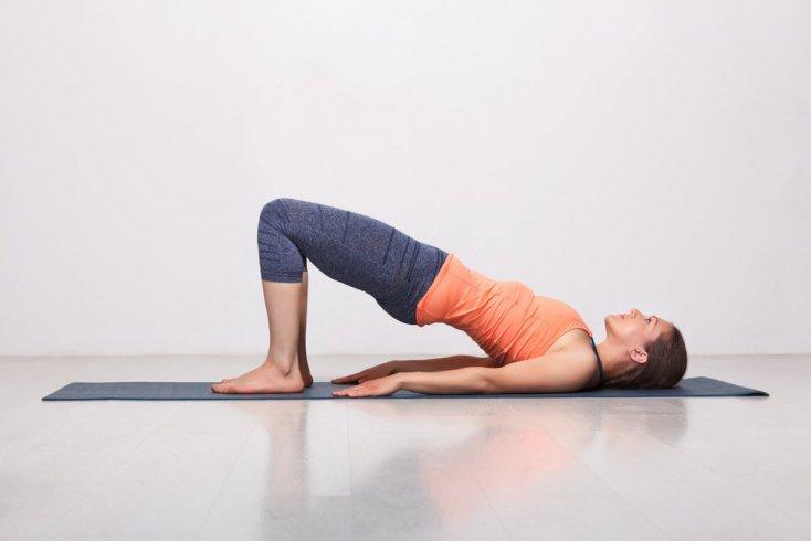 Комплекс упражнений йоги для похудения и улучшения гибкости