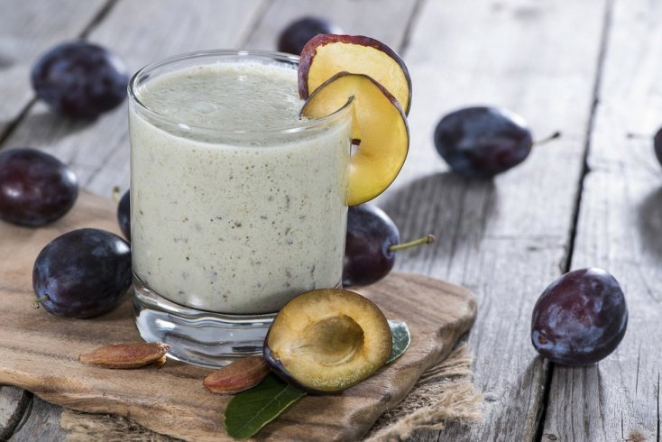 Рецепты блюд со сливами для здоровья и фигуры