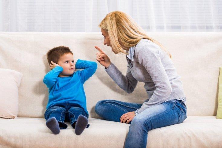 Как следует предъявлять требования детям