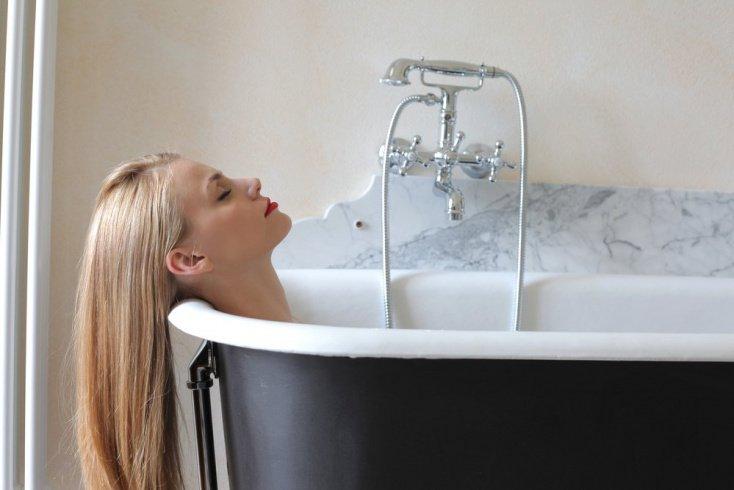 Здоровье и горчичные ванны