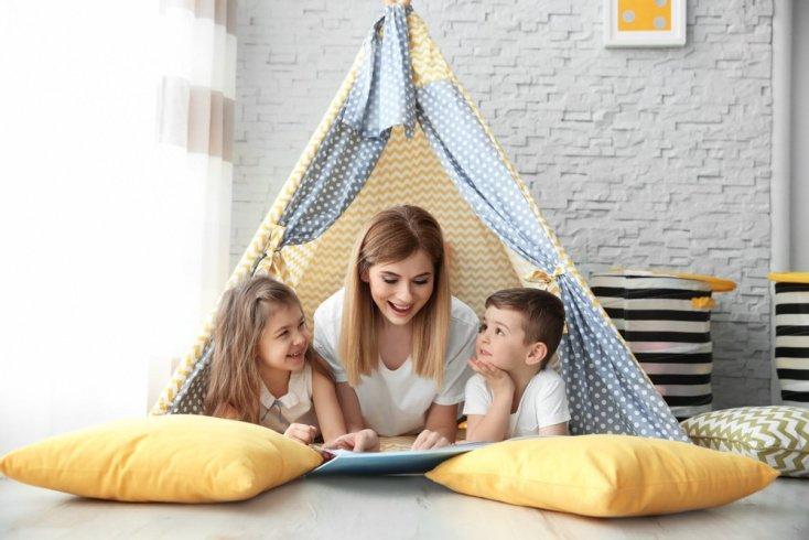 Какие бывают детские игры для развития речи?