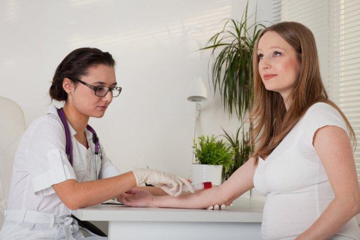 Отклонение в анализе крови свободного эстриола