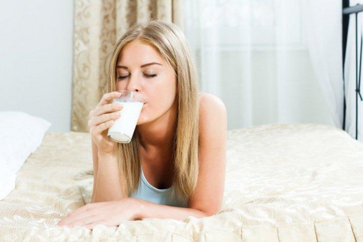 Молочная диета — путь к красоте и здоровью