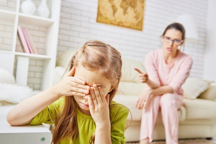 Эмоциональное насилие над детьми