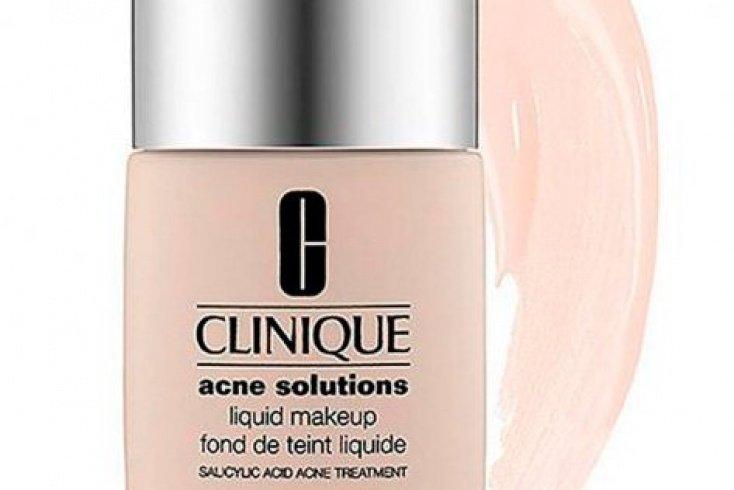 Крем тональный для проблемной кожи Anti-Blemish Solutions Liquid Makeup Clinique, 30 мл Источник: cdn.unnado.com