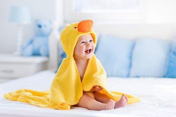 Купание: положительные моменты для ребенка