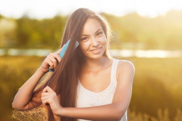 Наружные средства для красоты волос