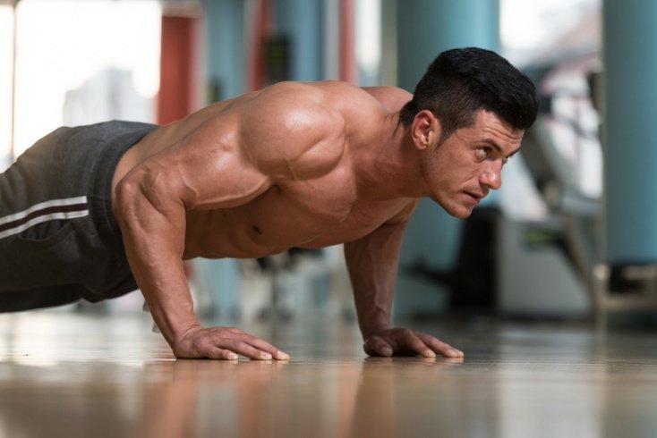 Программа фитнес-тренировок для наращивания мышечной массы