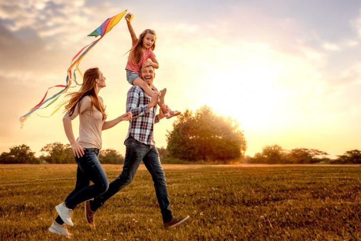 Отдых — одна из важных семейных традиций