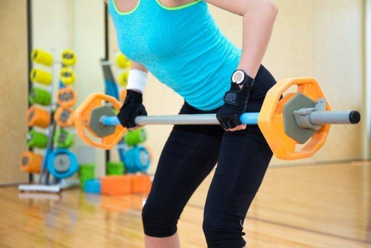 Приемы захвата в силовых видах спорта