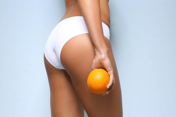 Апельсиновые процедуры против целлюлита