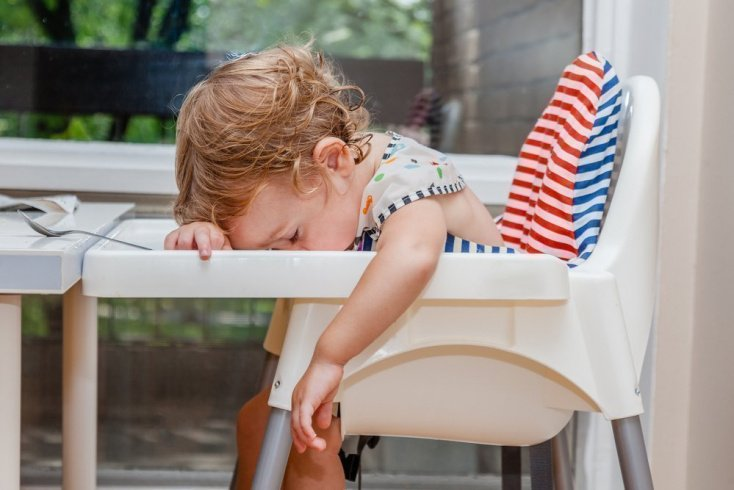 Сон ребенка и его значимость