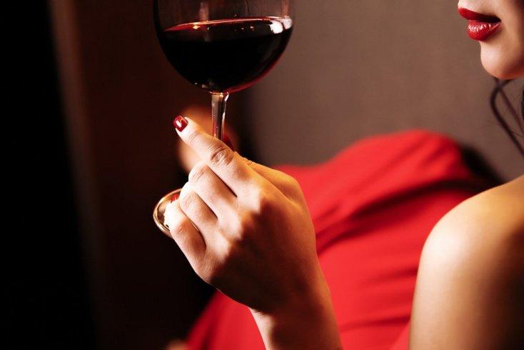 16. Не видите ничего плохого в бокале вина