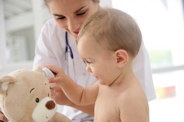 Железодефицитная анемия на первом году жизни