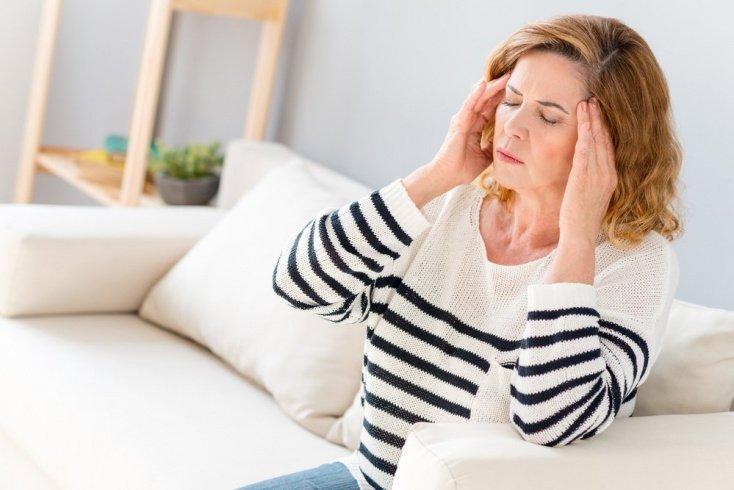 Головная боль — признак мигрени