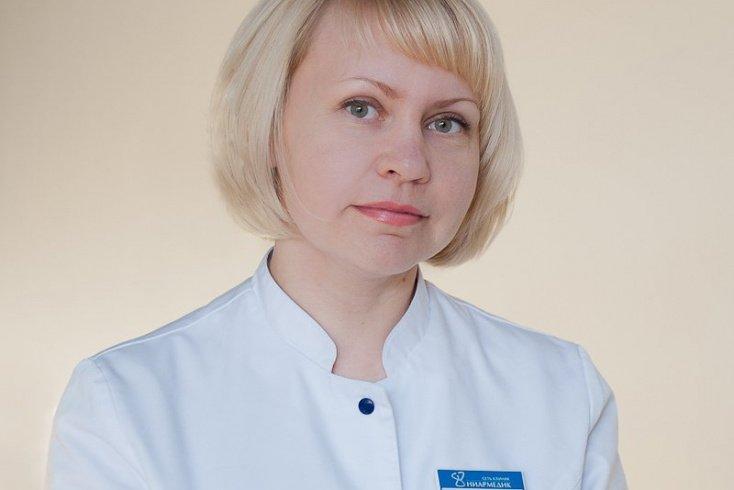 Сапунова Светлана Валерьевна, заведующая педиатрическим отделением сети клиник НИАРМЕДИК, врач - детский эндокринолог