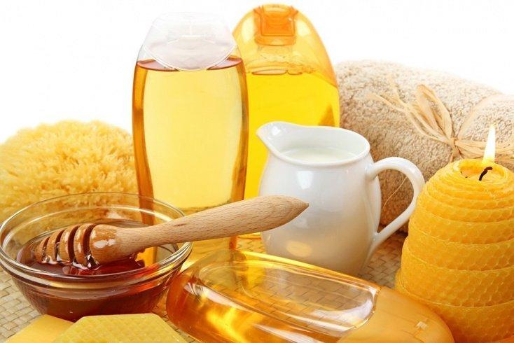 Мед в качестве кондиционера для волос