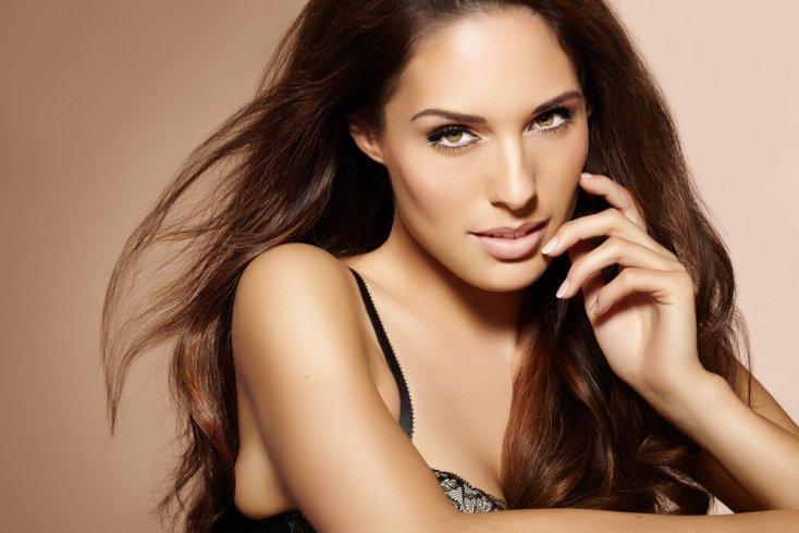 Брондирование: эффект выгоревших кончиков волос