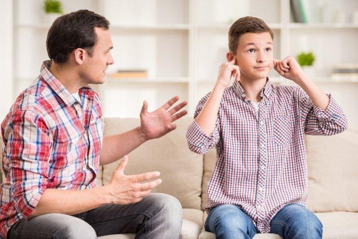 Почему отец и сын не понимают друг друга?