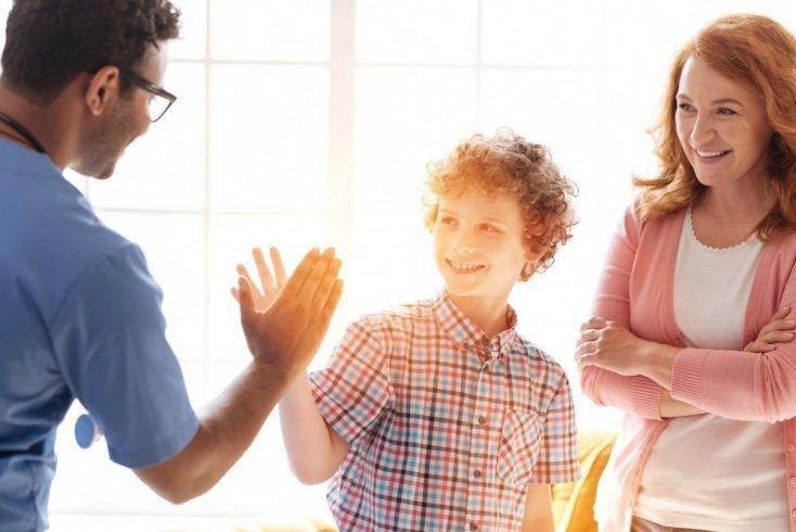 Всемогущие родители