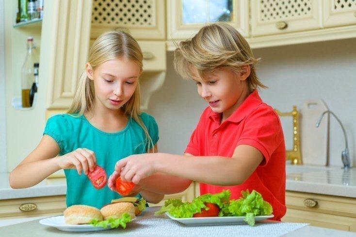 Здоровье детей без шанса для ожирения