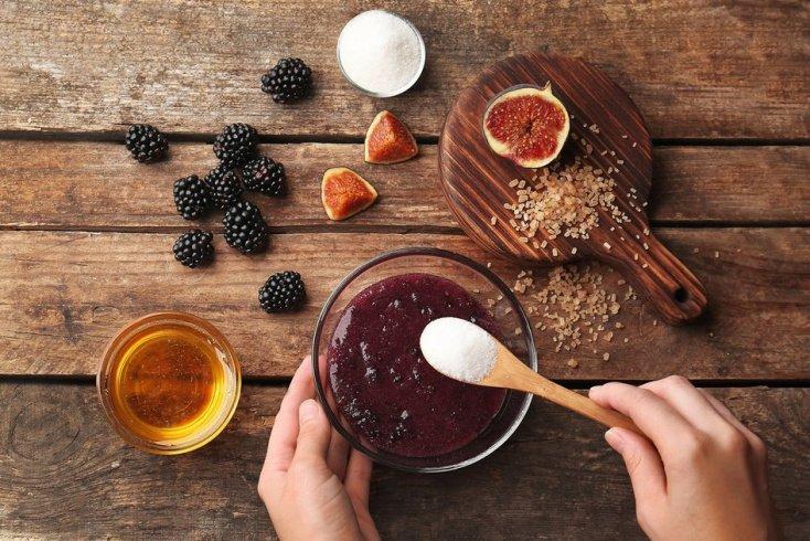 Приготовление ягодных масок для кожи: рекомендации