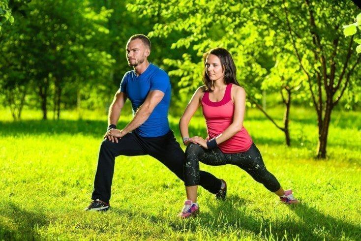 Типы разминки для разных фитнес-нагрузок