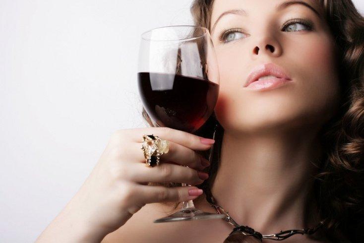Вино прибавляет годы