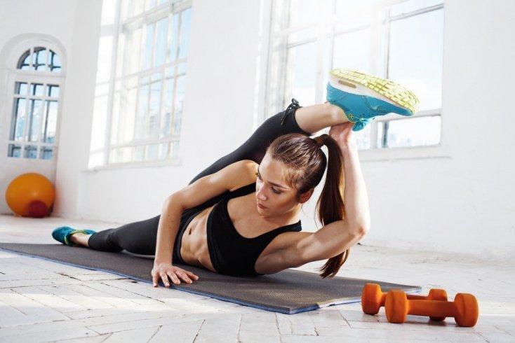 Комплекс упражнений для быстрого освоения шпагата