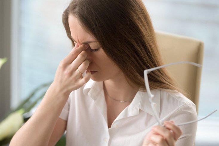 Основные причины сухости в носу