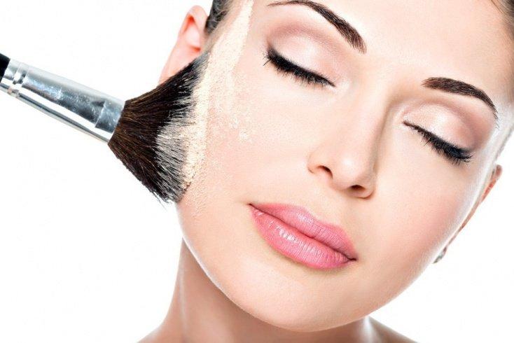 Грамотный макияж — залог успеха