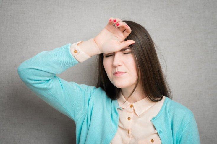 3. Приступы головокружений