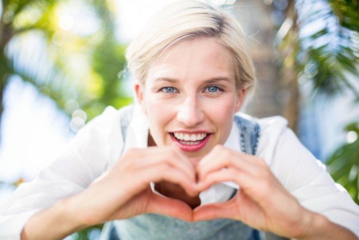 Женское сердце менее уязвимо