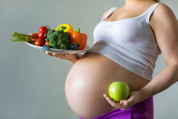 Правильное питание — залог здоровья матери и ребенка